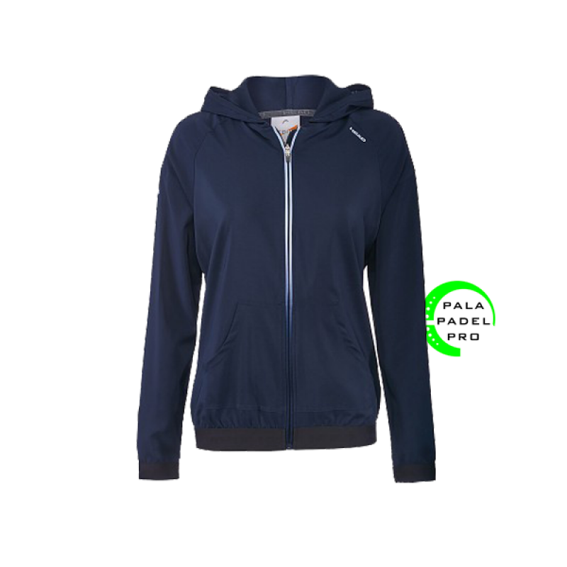 CHAQUETA HEAD VISION TECH AZUL MARINO WOMEN