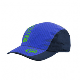 GORRA BULLPADEL AZUL REAL BPG191