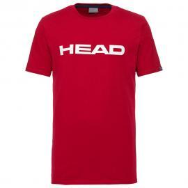 CAMISETA HEAD IVAN RED-WHITE