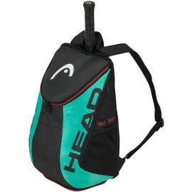 MOCHILA HEAD TOUR TEAM BACKPACK BLACK TEAL