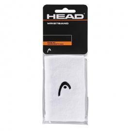 MUÑEQUERAS HEAD WHITE 2020