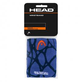 MUÑEQUERA HEAD RADICAL PACK 2 UNIDADES